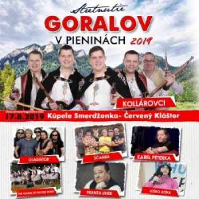 Stretnutie Goralov vPieninách 2019