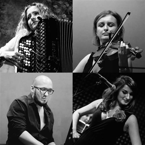Ivana Ecetová Quartet – Tango Argentino