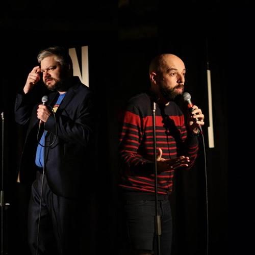 Stand Up Comedy na východe