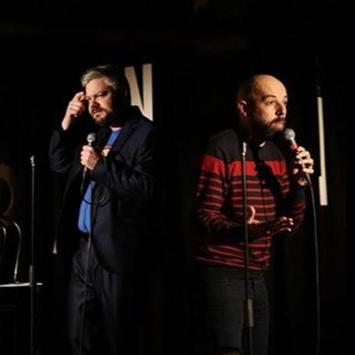 Stand Up Comedy v Bašte