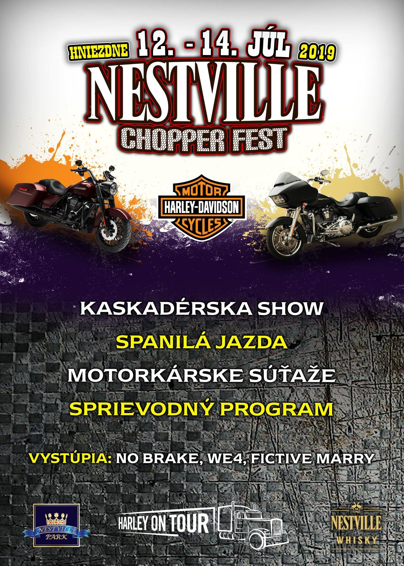 Nestville Chopper Fest 2019