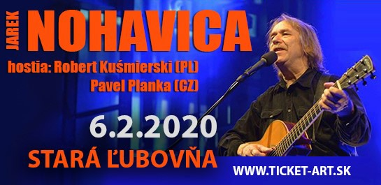 Jarek Nohavica / Stará Ľubovňa