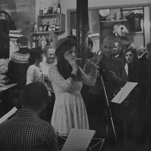 Vianočná jazzová tančiareň so Sisou Fehér & Emigrants