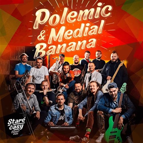 POLEMIC & MEDIAL BANANA - PREŠOV - 14.3.2020