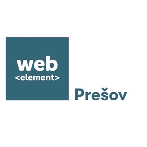 WebElement #48 Prešov - Backend špeciál