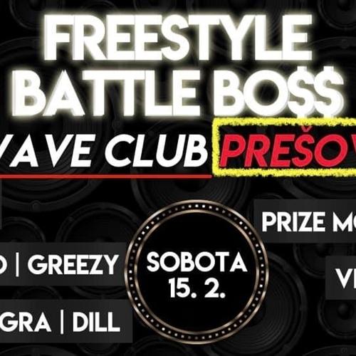 Freestyle Battle BO$$- PREŠOV
