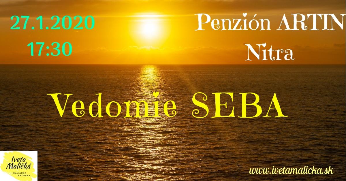 Workshop: Vedomie SEBA