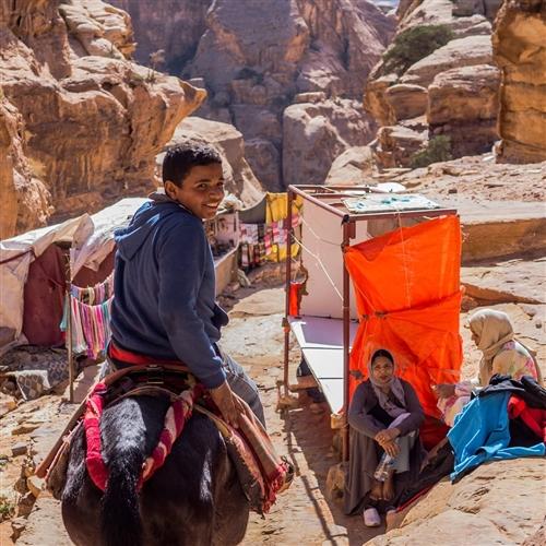 BUBO cestovanie: Izrael - Jordánsko - Libanon